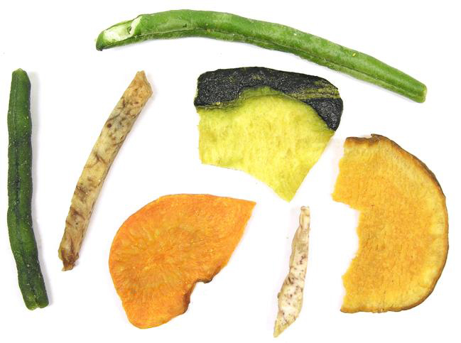 dehydrated vegetables - photo #21