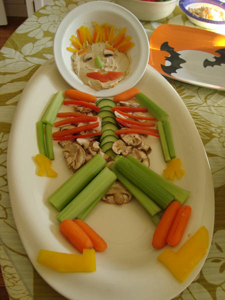 Healthy snacks for kids for work for school for weight for Fun halloween treats to make with toddlers